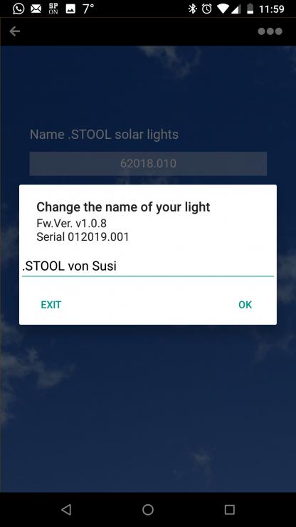.STOOL control