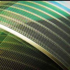 Organische Photovoltaik flexibel