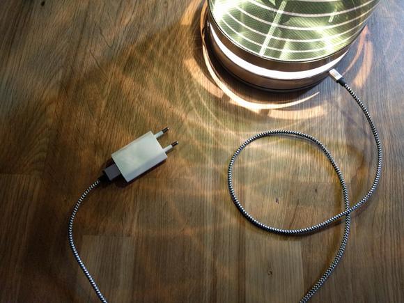 solar gartenleuchte edelstahl tischlampe licht f r outdoor. Black Bedroom Furniture Sets. Home Design Ideas