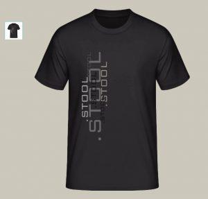 T-Shirt von .STOOL, Roundneck