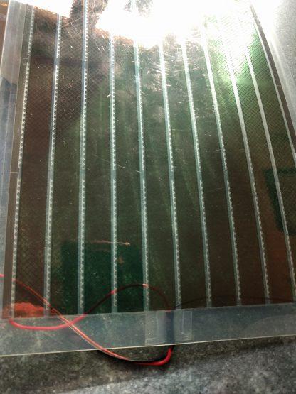 organische Photovoltaik Solarfilm