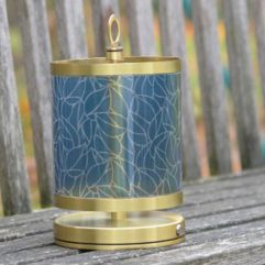 Brass .STOOl Light