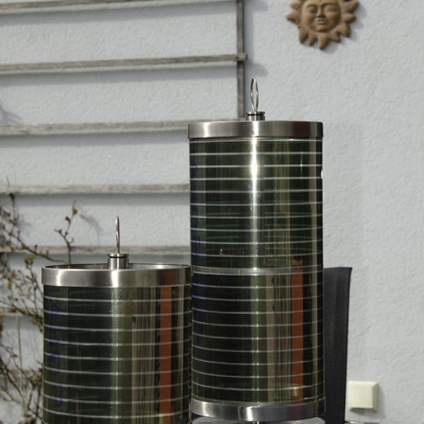 .STOOL Solarleuchten kompakt & high
