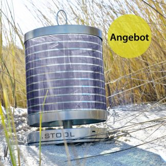 .STOOL Solarleuchte V2A