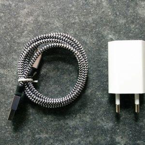 Ladeset: Netzteil+Kabel von .STOOL