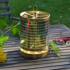 .STOOL Brass kompakt