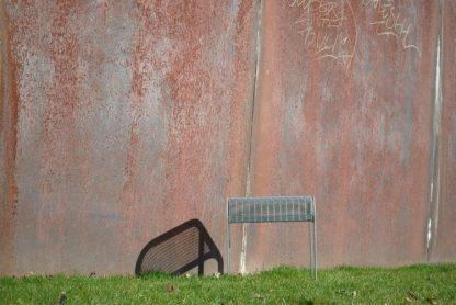 Hocker45 .STOOL in der Sonne