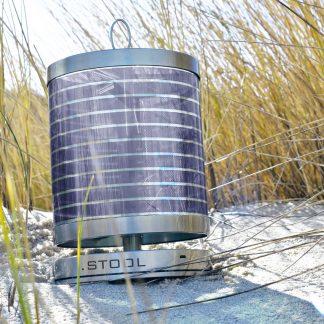 .STOOL Edelstahl Solarleuchte